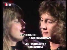 Suzi Quatro & Chris Norman. 70's CLASSIC. Stumblin In.  HQ