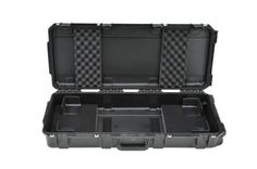 SKB Injection Molded Waterproof Keyboard Case 34 x 13 1/2 x 4 1/2 Inches (3I-3614-KBD) by SKB. $189.99. For decades, SKB has been the most innovative manufacturer of top-quality cases and accessories.  Famous for their unwavering attention to quality and detail, purchasing an SKB case is sure to provide the most service life of any case on the market.  So much so...that SKB offers their Limited Lifetime Warranty on their cases.  Buy SKB...buy with confidence.  This new inject...