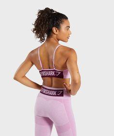 19fb4167f7122 Gymshark Flex Strappy Sports Bra - Pink