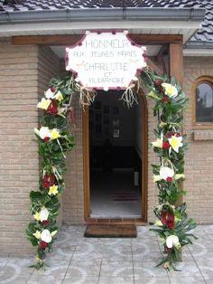 porte entree pour mariage Accessoires pour réussir votre mariage sur http://yesidomariage.com