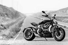 La nouvelle Ducati. Novembre 2015.