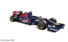 2014 Toro Rosso F1