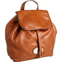 Fossil. It's called the Maddox backpack Chestnut $169
