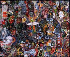 Schizophrenia And Art: 2012