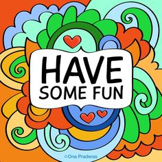 Have some fun!! #dailydrawing #motivation #funtimes