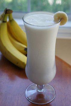 Sunday Sunrise Smoothie: 6 oz Orange Juice, 2 oz Pineapple Juice, 1 oz Coconut sugar-free syrup, 2 scoops Vi-Shape shake mix, 1 banana flavor mix-in (for energy) or 1 Tsp Banana Extract, 5 ice cubes. Blend!!