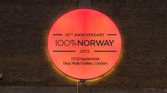 100% Norway 2013 LAUNCH on Vimeo