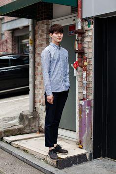 Street Style Ko Daeho, Seoul