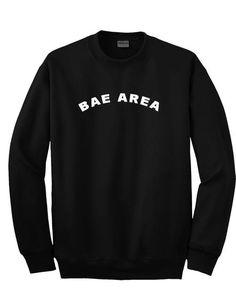 bae area sweatshirt