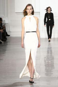 The Dresses We Want Now From The NYFW Runways  http://georgiapapadon.com/