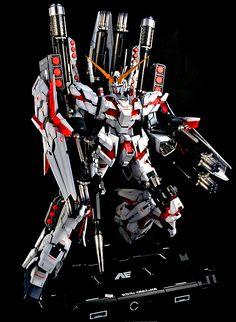 Custom Build: PG 1/60 Full Armor Unicorn Gundam - Gundam Kits Collection News and Reviews
