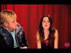 Ross Lynch & Laura Marano | Talk Austin & Ally and Favorite Things About Eachother [HD]