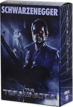 NECA The Terminator Ultimate Police Station Assault T-800 7 Action Figure…
