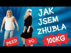 JAK JSEM ZHUBLA 33 KG - MOJE PROMĚNA (ještě před těhotenstvím) - YouTube