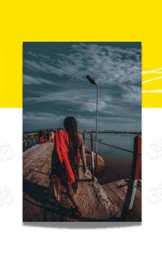 Mahadev ne Pukara or hum chale aaye Pic Credit: @i_livelovetravel Follow us on: FB   TW  PIN   YT Kumbh Mela, Haridwar, Lord Vishnu, Incredible India, The Incredibles, River, Places, Rivers, Lugares