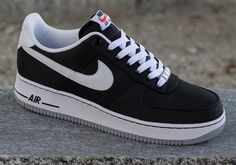nike air force 1 low nylon july 2013 02 570x399 Nike Air Force 1 Low Nylon   July 2013