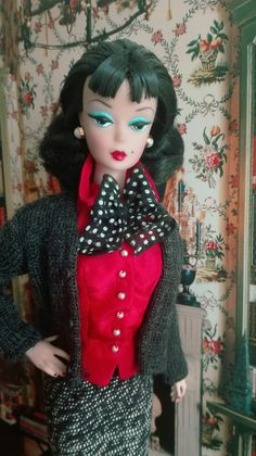 Silkstone Barbie Fashion Designer   Strickjacke: By-Elle, eBay