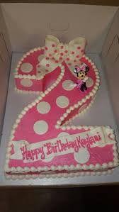 Resultado de imagen para easy 2 year old birthday cake ideas girl 2 Year Old Birthday Cake, Second Birthday Ideas, Girl 2nd Birthday, Mickey Mouse Birthday, Minnie Mouse Party, 3rd Birthday Parties, Mini Mouse Birthday Cake, Mickey Birthday, Minni Mouse Cake