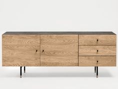 JUGEND Sideboard with doors by Woodman