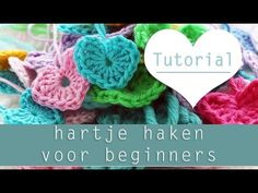 hartje haken tutorial Voor Absolute Beginners