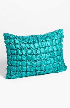 Nordstrom at Home 'Ruched Squares' Pillow Cover available at #Nordstrom