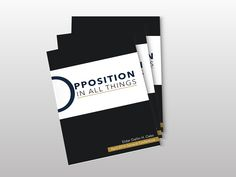 Conference Booklet Project on Behance
