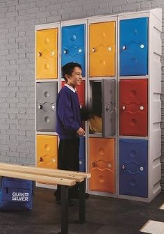 Save your things with Plastic lockers that is made with high quality materials. Solid plastic lockers and we are proud to provide the latest innovations in plastic locker technology.