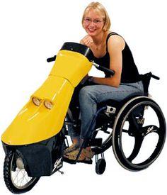Diseños de Silla de Ruedas Eléctrica para el Movimiento sin Esfuerzo  Designbuzz.com  Silla de ruedas es … Leer más