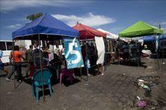 El Oriental, el popular mercado de Nicaragua que mide el pulso de la economía
