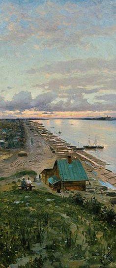 Summer, 1896, Vladimir Makovsky