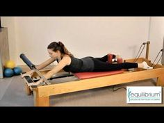 Pilates Reformer Funcional by Fernanda Sette Pilates Mat, Joseph Pilates, Pilates Workout, Pilates Machine, Pilates Chair, Pilates Body, Pilates Reformer Exercises, Pilates Studio, Workouts