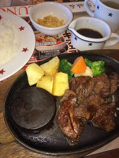 ステーキ (Steak)