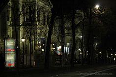 The University. The Ringturm. Must be Plais Hansen Kempinski in front. Random House, Vienna, My Eyes, My Photos, November, Beautiful Pictures, University, Colorful, City