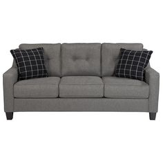 Ikea Sofa Bed The Ashley Furniture Brindon Sofa in Charcoal at Local Furniture Outlet would be a great item to purchase in Austin Texas