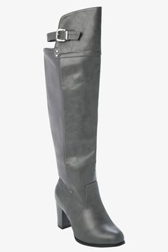 dcb00336a57 Over the Knee Boots for Wide Calves