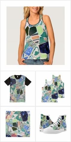 Clothe yourself in Gaudi style