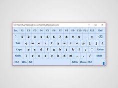 Free Virtual Keyboard 3.0.1.0 download - pobierz za darmo