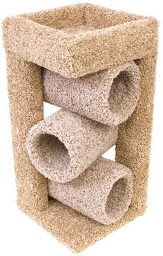 Everyone knows ferrets love to play games and hide.  That makes this nest the perfect toy!