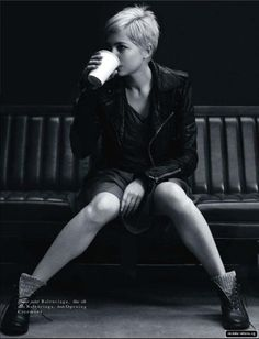 Michelle Williams. Hobo Magazine. Photographed by Mark Segal