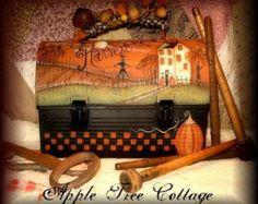 Apple Tree Cottage Original Design E Pattern by appletreecottage