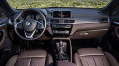 2017 BMW X1 - interior