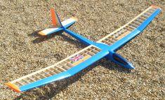 Vintage Model Gliders Sailplanes Plans