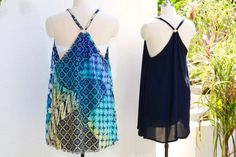 The perfect Beach dress, free pattern and tutorial by So-Sew-Easy.com