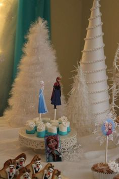 Frozen Birthday Party Ideas | Photo 9 of 12 | Catch My Party