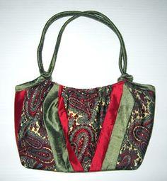 necktie crafts | The Purse Project: April 2009
