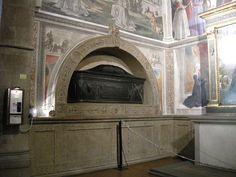 File:Santa trinita, cappella sassetti, giuliano da sangallo, sepolcro2.JPG