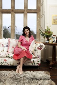 Get making with Kirstie… Shop the NEW exclusive range of Kirstie Allsopp craft kits at Hobbycraft. Free UK delivery over Kirstie Allsopp Dresses, And Peggy, Domestic Goddess, Tv Presenters, Craft Kits, Love And Light, Hobbies And Crafts, Celebrity Photos, Gorgeous Women