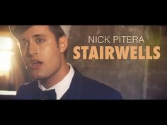 Nick Pitera - Stairwells - Original Single - YouTube (I really love Nick Pitera but don't give him nearly the attention he deserves on my Pinterest boards - here's me trying to redeem myself with this beautiful masterpiece :) )