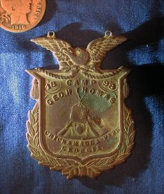 Camp Geo. H. Thomas Medal - 1898