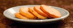 gf pecan shortbread cookies